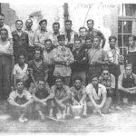 Les républicains espagnols au camp d'Agde