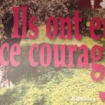 """""""Ils ont eu ce courage"""", roman historique écrit par Lucien Pouzoulet"""