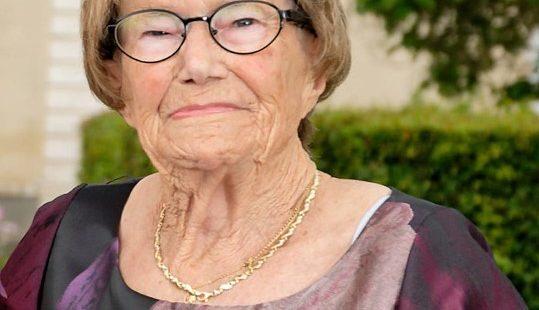 Dora Rodéghiero, internée au Camp d'Agde à 12 ans